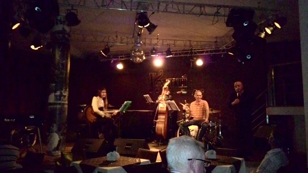 Уфимский джаз-клуб
